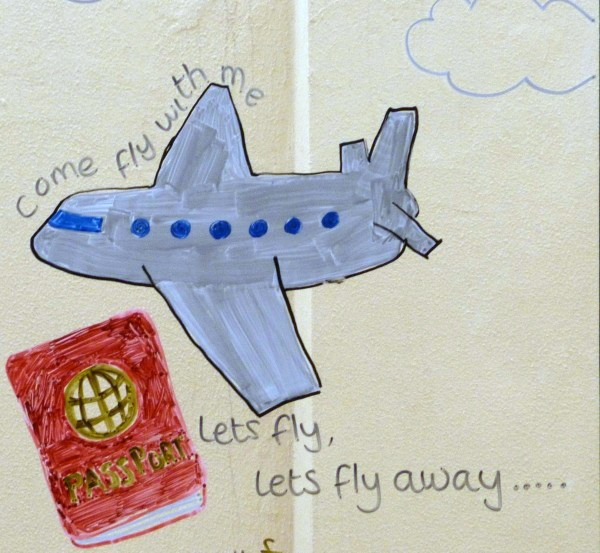 Come Fly with me - passport travel essential #MarkWarnerMum