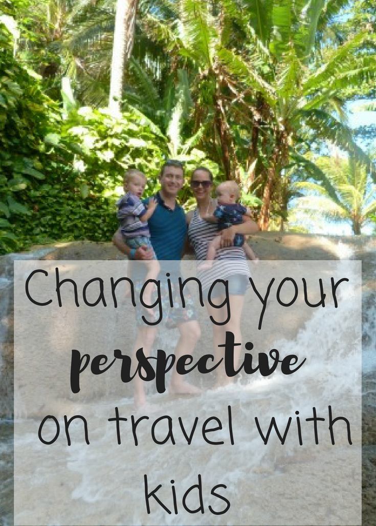 't travel? Time to change your attitude