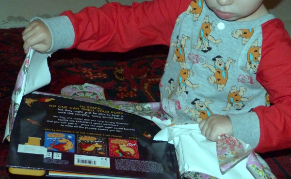 Two year old birthday presents; what they really, really want