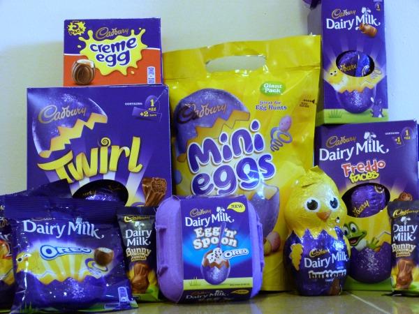Cadbury Easter Hunt