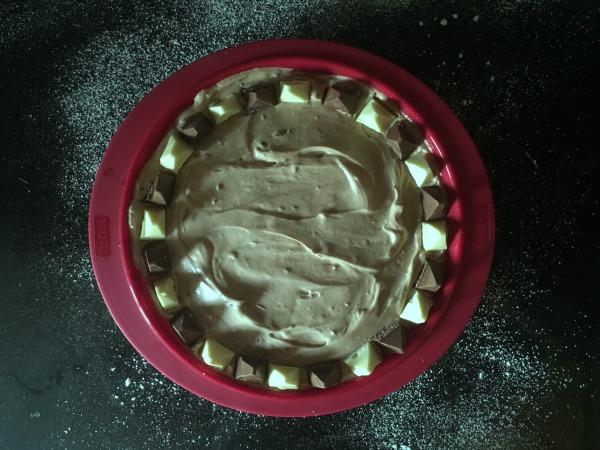 Deliciously Simple No-Bake Toblerone Cheesecake