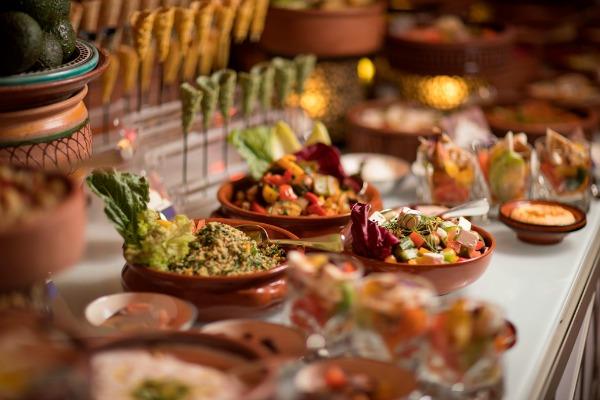 Ritz Carlton Iftar