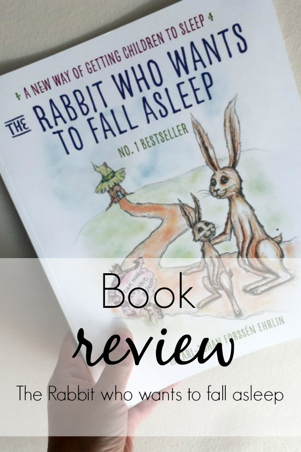 The rabbit who wants to fall asleep I'll be honest I opened the book and thought, my gosh, I'm going to be here forever.  I was expecting a book that said goodnight to everything and then BOOM kids asleep.  I was NOT expecting a million and one page book with instructions on how to speak.  Still.  I was not deterred.  On we read, and on, and on.  The Rabbit who wants to fall asleep, did in fact send them to sleep.  This is our review of the book