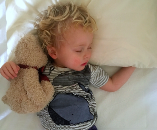 two year old sleep