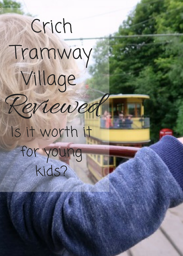 Crich Tramway Village Reviewed_ Is it worth it for young kids?  In Derbyshire this summer and wondering about good days out for the kids that the whole family can enjoy?  We had such a wonderful time at Crich Tramway Village that we couldn't quite believe it!  Perfect day for all generations.