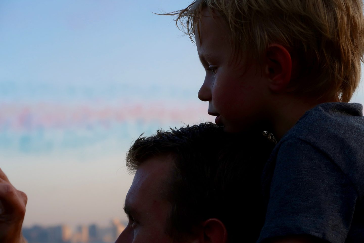 Now you are five years old; a letter to my eldest on his birthday