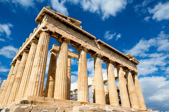 Dear Husband, organiser of holidays, how do you feel about Greece?