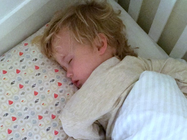 The Ultimate Battle: Sleep vs. the Two Year Old