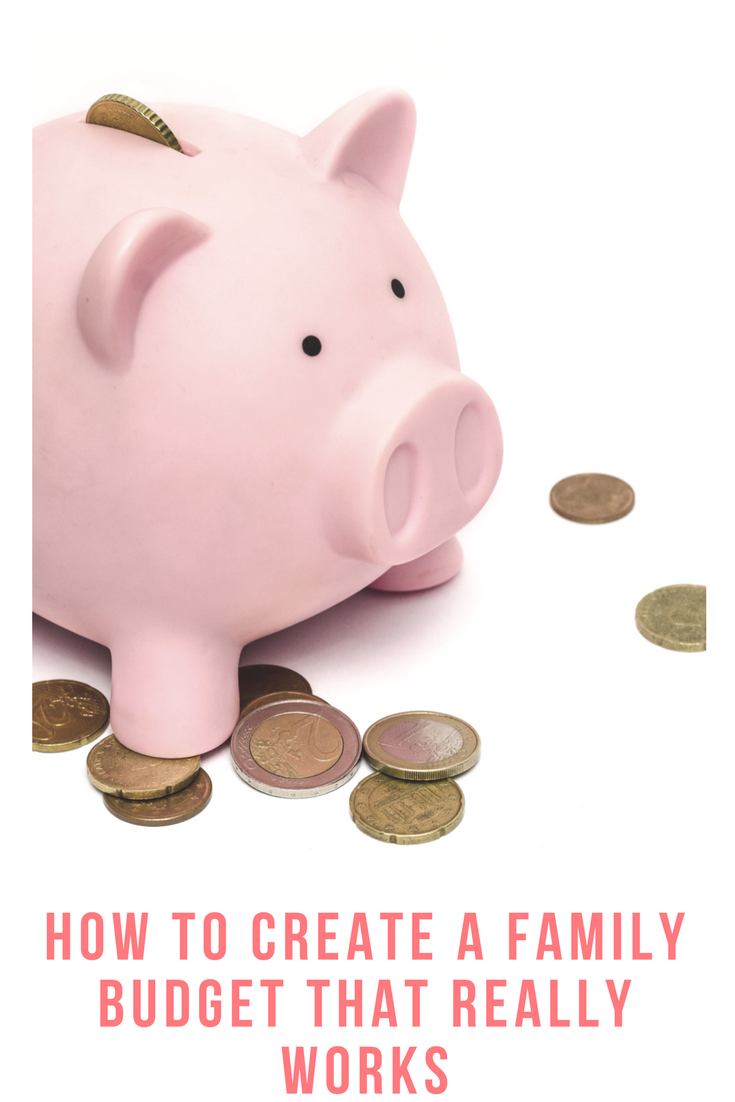 How to Create a Family Budget that Really Works