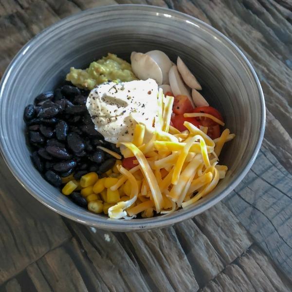 mexican quinoa bowl meal plan