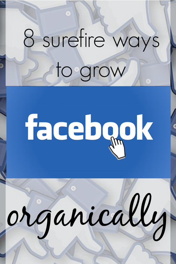 The easy way to grow your facebook page organically.  Following the tried and trusted methods we see your facebook page explode.  Methods to grow bloggers facebook pages put to the test and the ultimate facebook growth strategies course reviewed. #aff