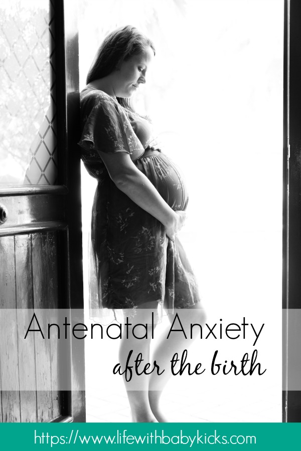 Antental anxiety and perinatal mental health.  The steps to recovery and my antenatal anxiety journey after birth.