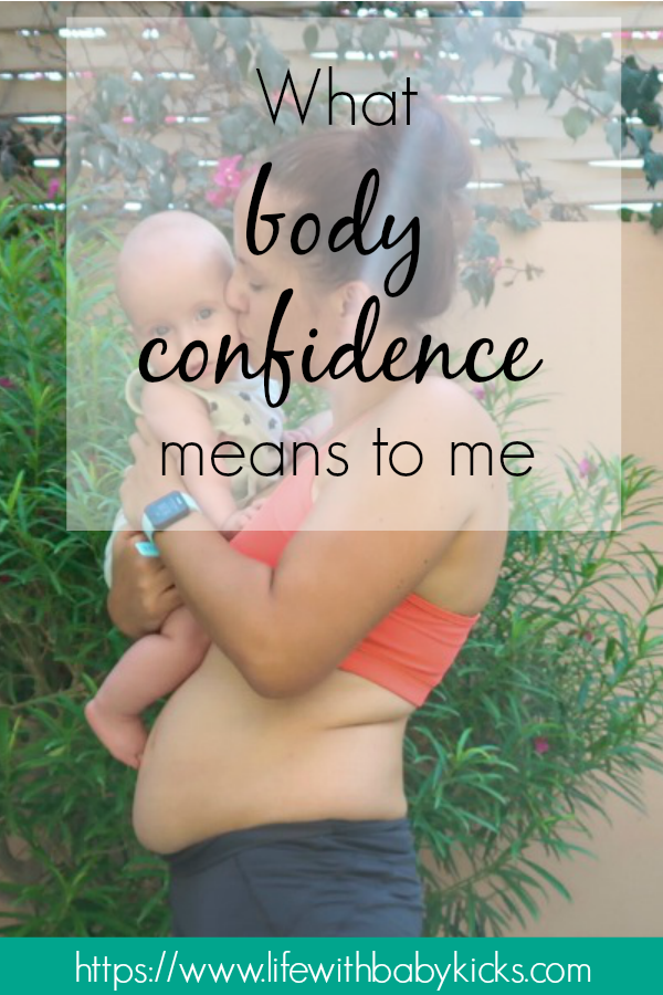 What body confidence means to me.  How I am having a more positive mindset to my body, learning to love myself and in doing so increasing my body confidence.