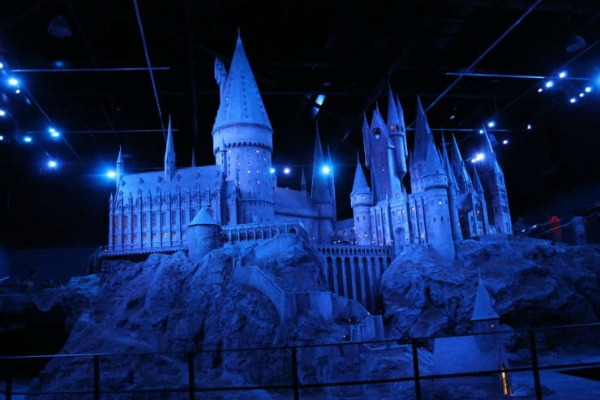 Harry Potter Studios - hogwarts