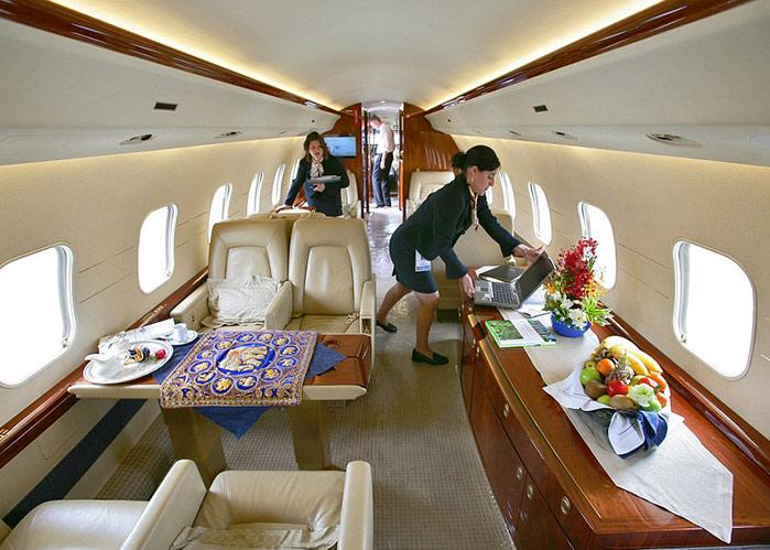 Oprah Winfrey Celebrity Jets