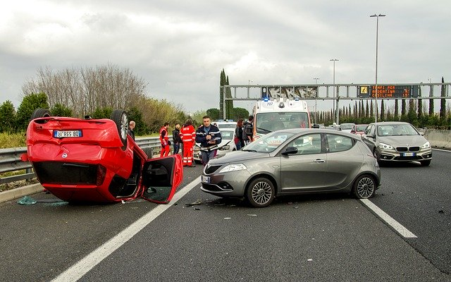Road accidents – where do they occur more frequently?